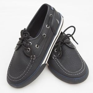 Nautica Boys boat casual shoes moc toe size 1
